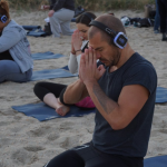 Silent Yoga Headphones