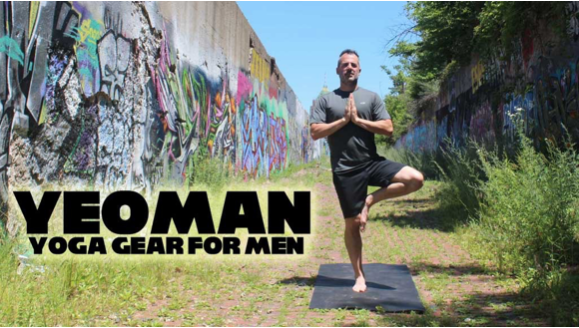 Yoga Gear For Men