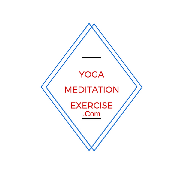 Yoga Meditation Exercise Logo