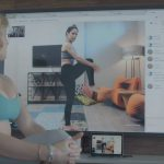 the future of yoga is here with vister