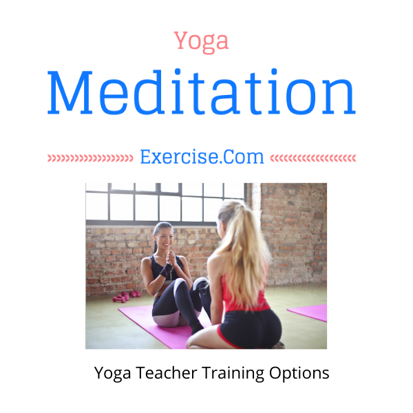 Yoga Teacher Training Options